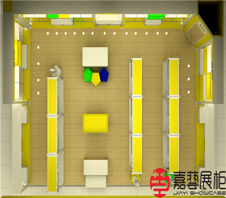 my duck 麦小鸭童装—品牌童装店展柜 深圳友田店—童装展柜案例 (1).jpg