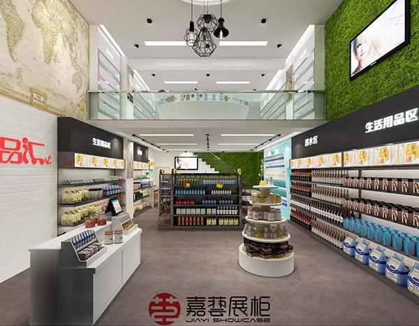 商业店铺展柜展示产品三个要点-行业资讯