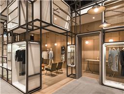 塑造风格独特的服装展柜提高店铺的辨识度—展柜制作须知