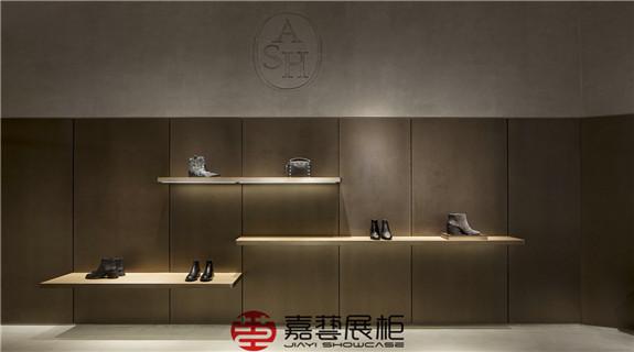 ASH 品牌  鞋履展柜  鞋子展柜定制案例