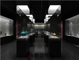 隐蔽在辉煌的背后—博物馆文物展柜