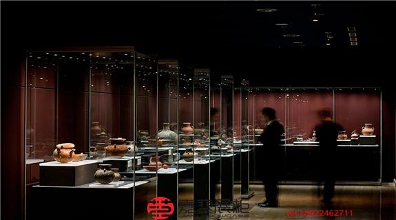 ACROSS.ISTANBUL.TURKEY 希腊工艺品博物馆 博物馆展柜定制案例